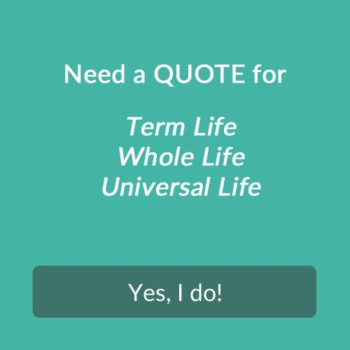 Individual Life. Need A Quote For Individual Life Insurance?